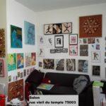 appartement rue vieille du temple 75003